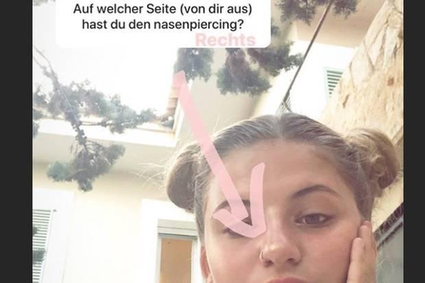 Emma Schweiger gibt Einblicke in ihr Privatleben
