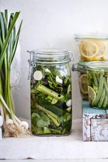 Slowfood – eingelegtes Gemüse