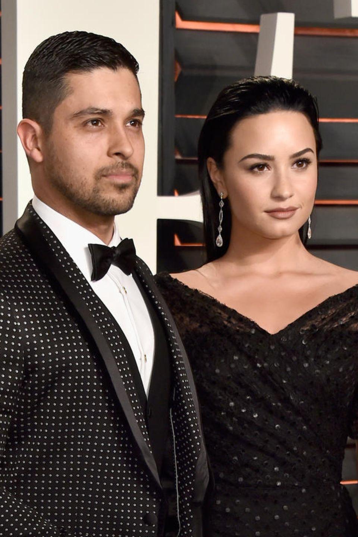 Demi Lovato und Wilmer Valderrama