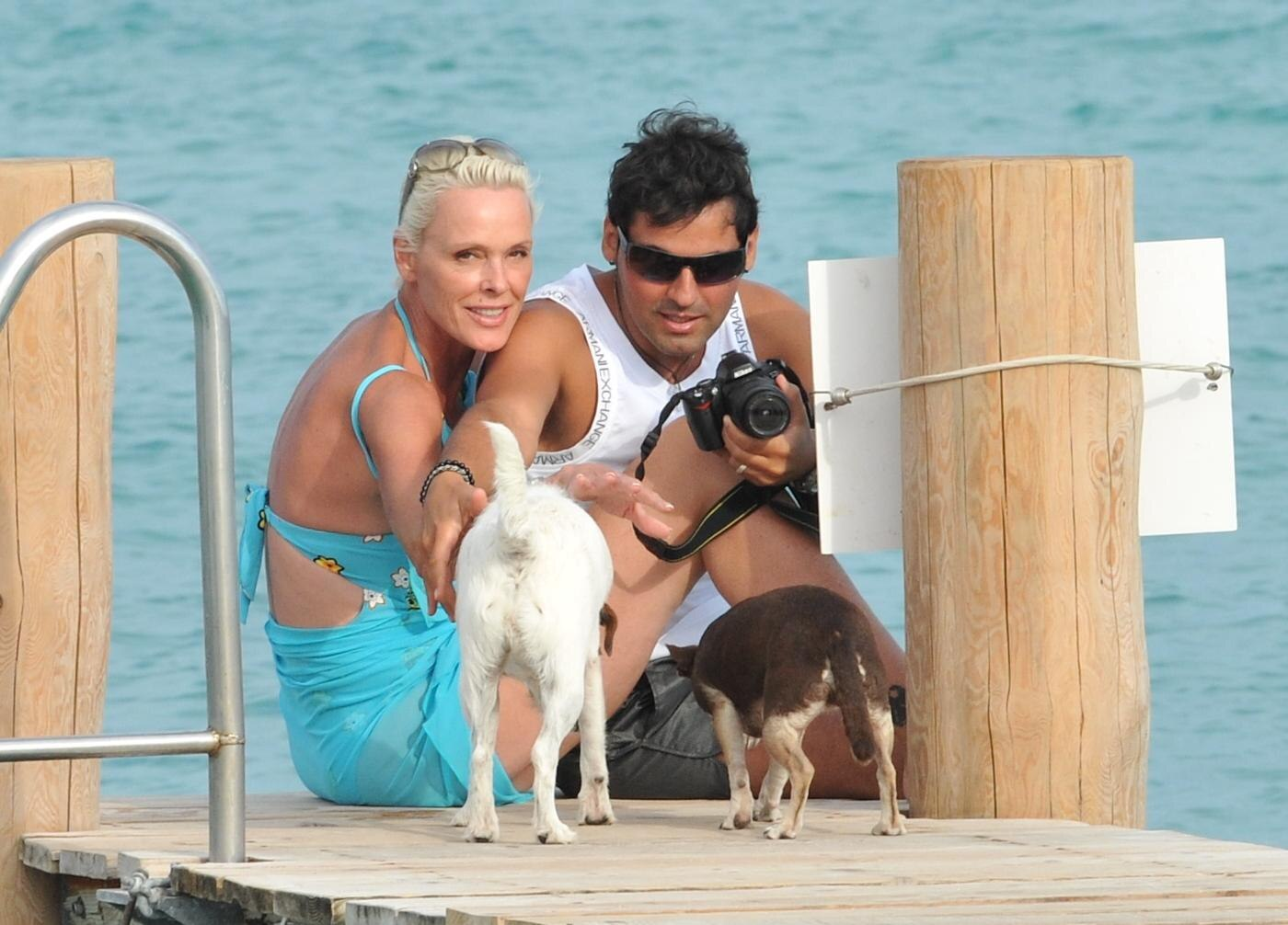 Brigitte Nielsen It Took Her Ten Years To Get Pregnant