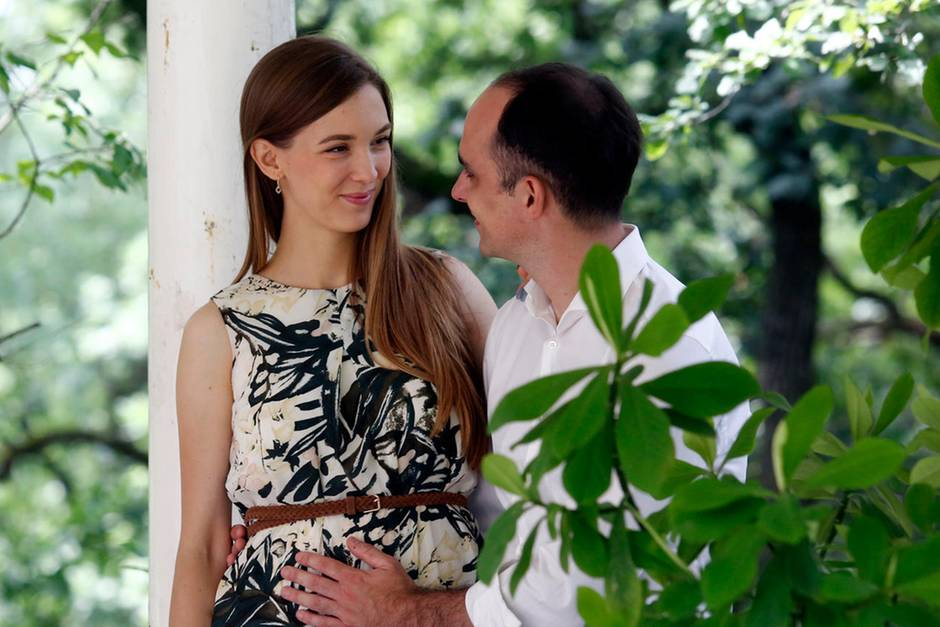 Prinzessin Ljubica + Prinz Mihailo