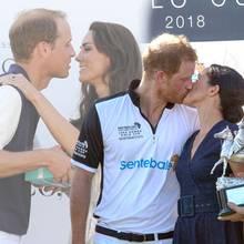 Prinz William, Herzogin Catherine, Prinz Harry, Herzogin Meghan