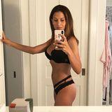 """Nur wenige Wochen später ist die 34-Jährige dank gesunder Ernährung und kleinen Work-Outs schon wieder sehr schlank - und muss sich dafür öffentlich rechtfertigen! In einem Video beweist sie, dass hier keine Schummelei stattgefunden hat, sondern nur ein gesunder Lifestyle. """"Wenn euch das zuspricht, wundervoll, wenn nicht, dann ist das hier einfach nur ein Bikini-Foto."""""""