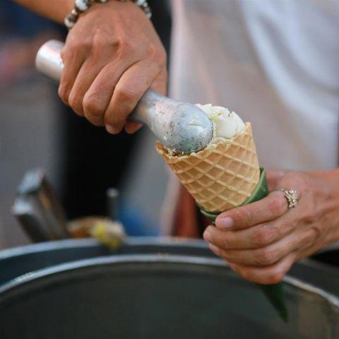 Ist das die verrückteste Eissorte diesen Sommer? (Symbolbild)