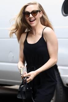 Amanda Seyfried gehört zu den besonders Glücklichen, ein natürlich schönes Blond und gesunde, kräftige Haare zu besitzen.