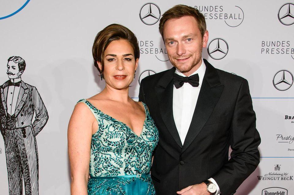 Im April gaben Lindner und Dagmar Rosenfeld nach sieben Jahren Ehe ihre Trennung bekannt