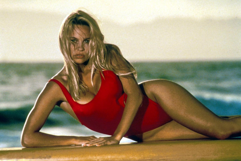Vorbild: Pamela Anderson