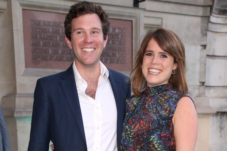 Jack Brooksbank und Prinzessin Eugenie sind seit 2010 liiert