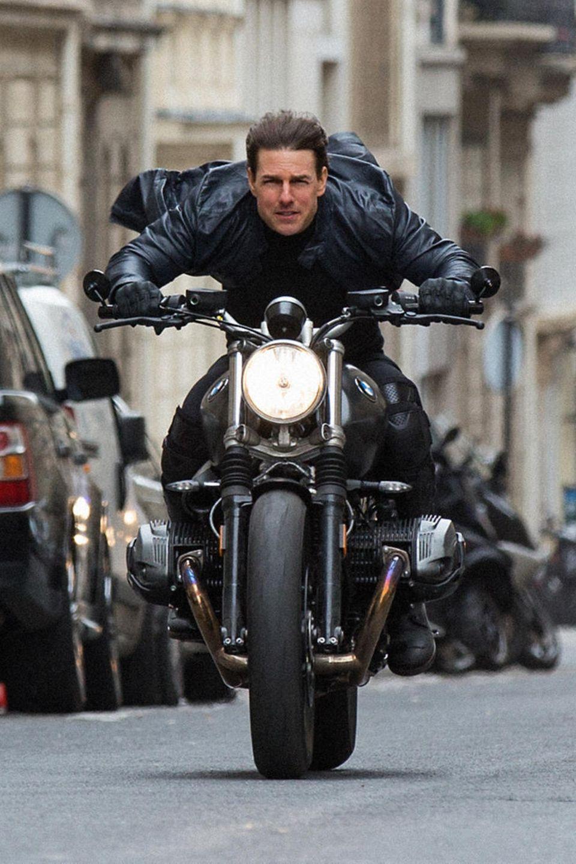 "Gibt ordentlich Gas: Tom Cruise in seinem aktuellen Film ""Mission: Impossible – Fallout"""