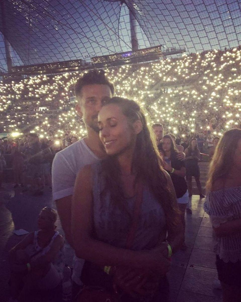 31. Juli 2018  Wayne Carpendale teilt diesen romantischen Moment mit seiner Annemarie.
