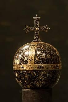 Der Reichsapfel von Königin Kristina