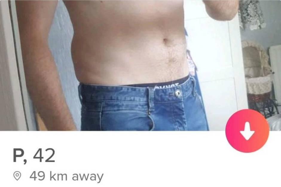 Tinder-Foto