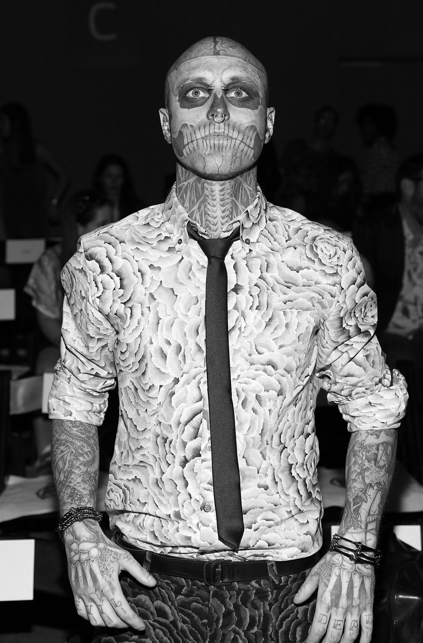 Zombie-Boy.