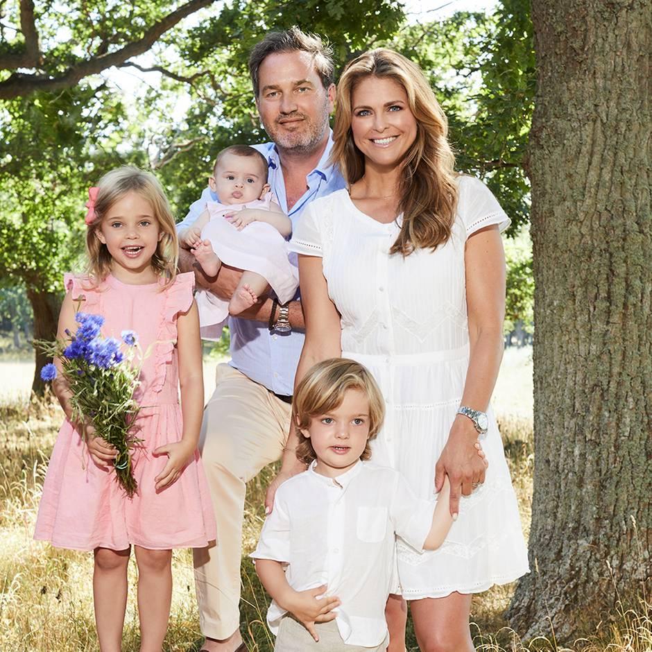 Interview über ihre Kinder, Chris und den Umzug nach Florida