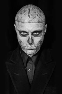 rick genest der zombie boy stirbt mit nur 32 jahren. Black Bedroom Furniture Sets. Home Design Ideas