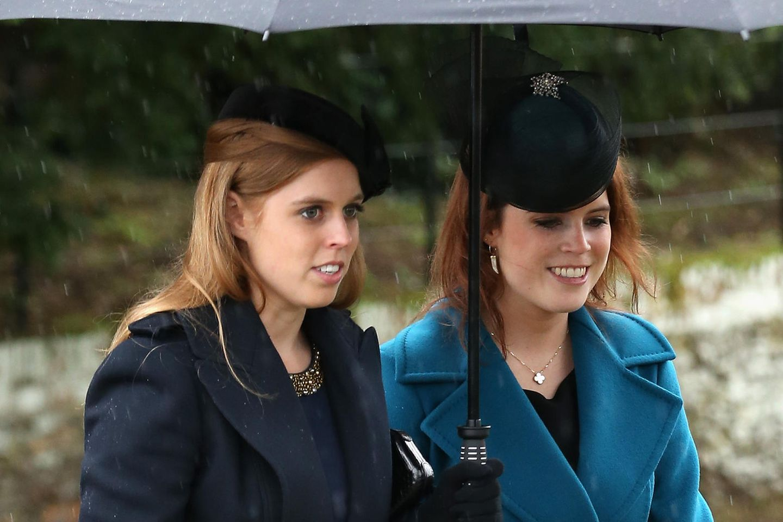 Prinzessin Beatrice + Eugenie
