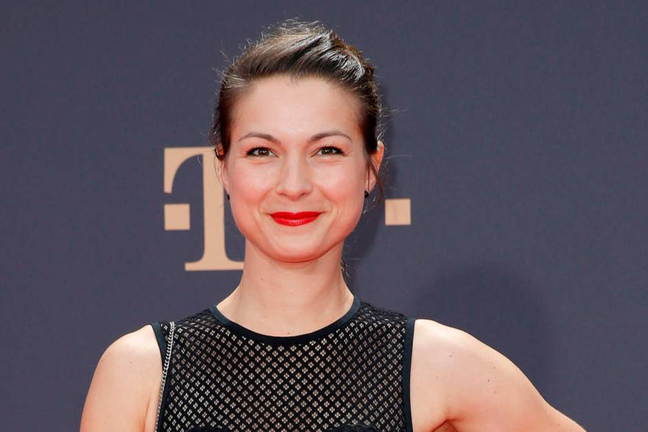 Henriette Richter-Röhl spielte die Rolle der Laura Saalfeld