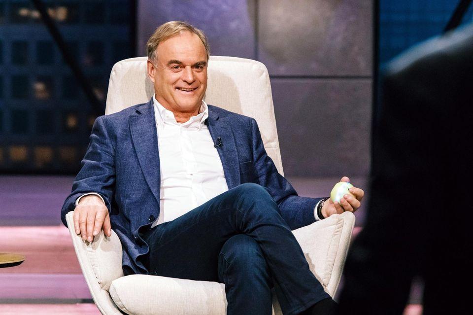 Dr. Georg Koflernwird ebenfalls ein Platz als Investor in der Show einnehmen.