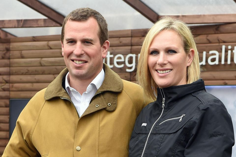 Das ist Geschwisterliebe: Peter Phillips und Schwester Zara verstehen sich nicht nur gut, in schweren Zeiten können sie aufeinander bauen.
