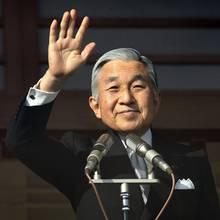 Kaiser Akihito von Japan
