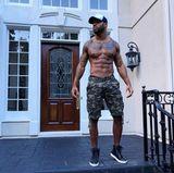 Curtis Williams macht kein Geheimnis daraus, dass er den Sänger Ne-Yo trainiert. Immer wieder gibt er via Instagram Einblicke ins Training.
