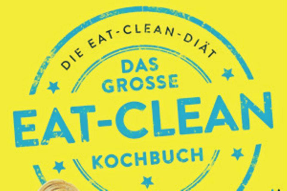 """Ernährungsexpertin Tosca Reno gilt als Vorreiterin der Clean-Eating-Bewegung. Hier versammelt sie vom Frühstückbis zum Abendbrot über 150 Rezeptideen für jeden Tag – mit ausschließlich unverarbeiteten Zutaten. (""""Das große Eat-Clean-Kochbuch"""", Südwest Verlag, 368 S., 19,99 Euro)"""