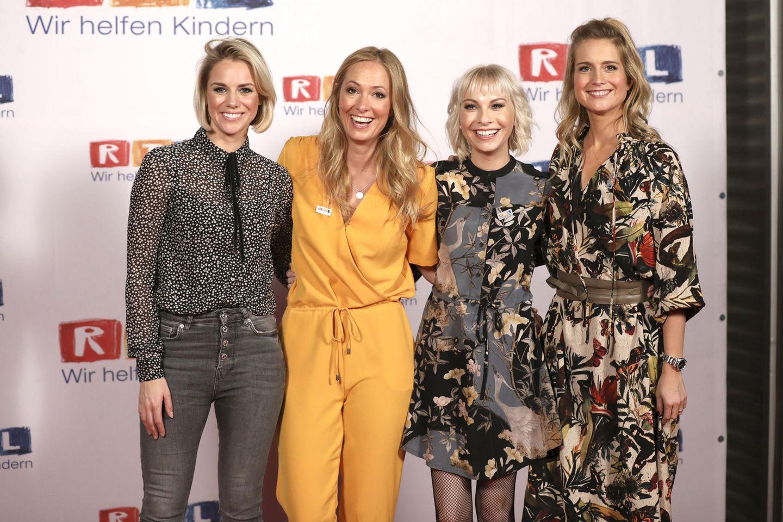 Sandra Kuhn, Angela Finger-Erben, Susanne Klehn und Susanna Ohlen