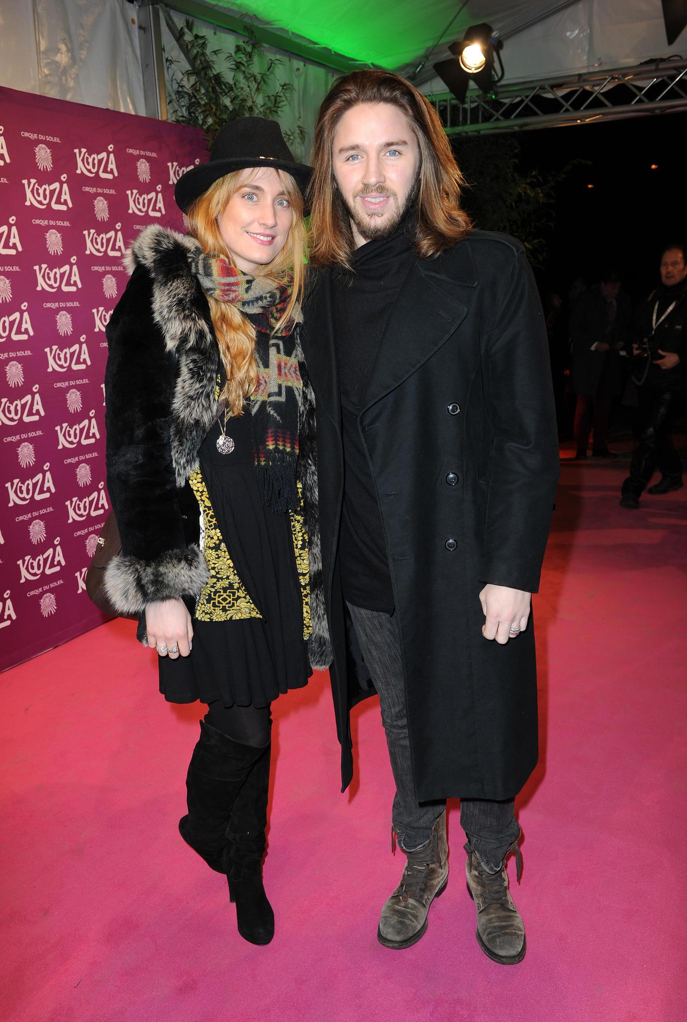 Verena und Gil Ofarim