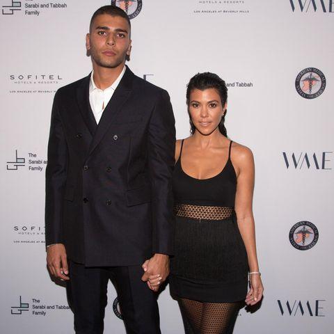 Kourtney Kardashian und Younes Bendjima haben sich getrennt