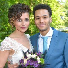 2015: Anni und Amar  Jetzt wird's ernst für Anni und Amar: Die Hochzeit rückt unaufhaltsam näher- doch so richtige Vorfreude will bei den beiden nicht aufkommen. Kein Wunder-schließlich treten sie auch nicht aus Liebe vor den Traualtar, sondern nur, damit der gebürtige Malier in Deutschland bleiben darf.
