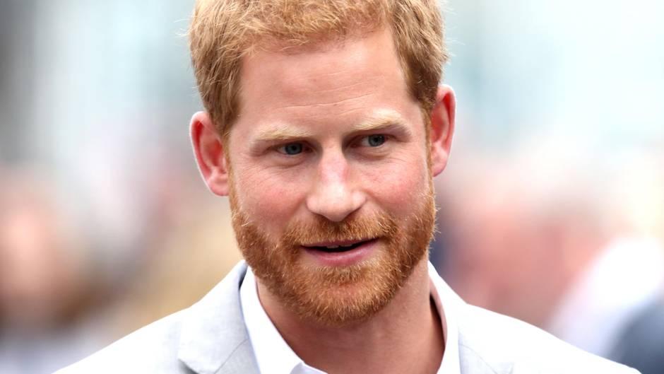 Wiederholungstäter?: Diesen Fauxpas leistet sich Prinz Harry nicht das erste Mal