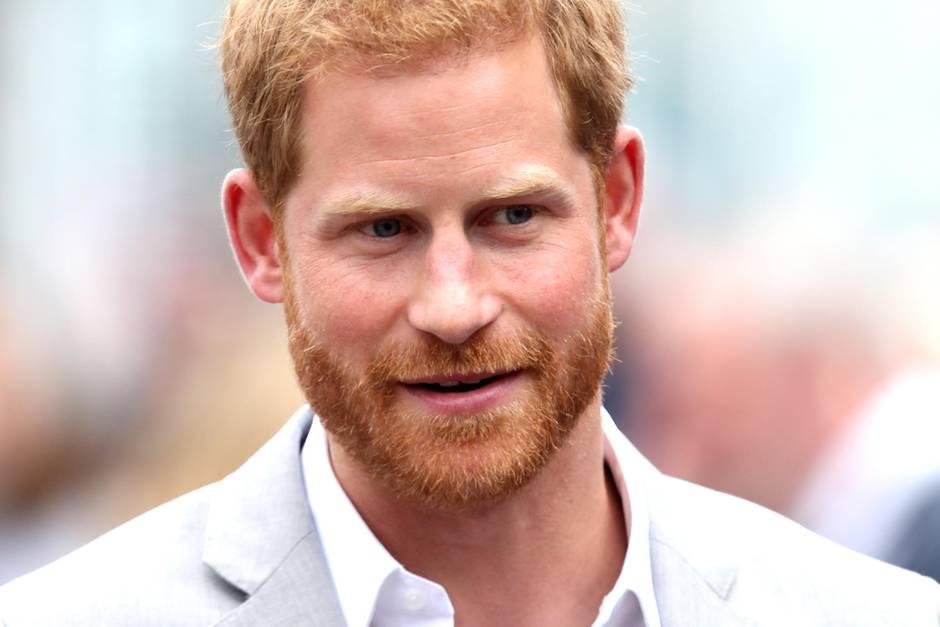 Prinz Harry: Neue Details: Bei dieser Person bedankte er sich nach der Hochzeit