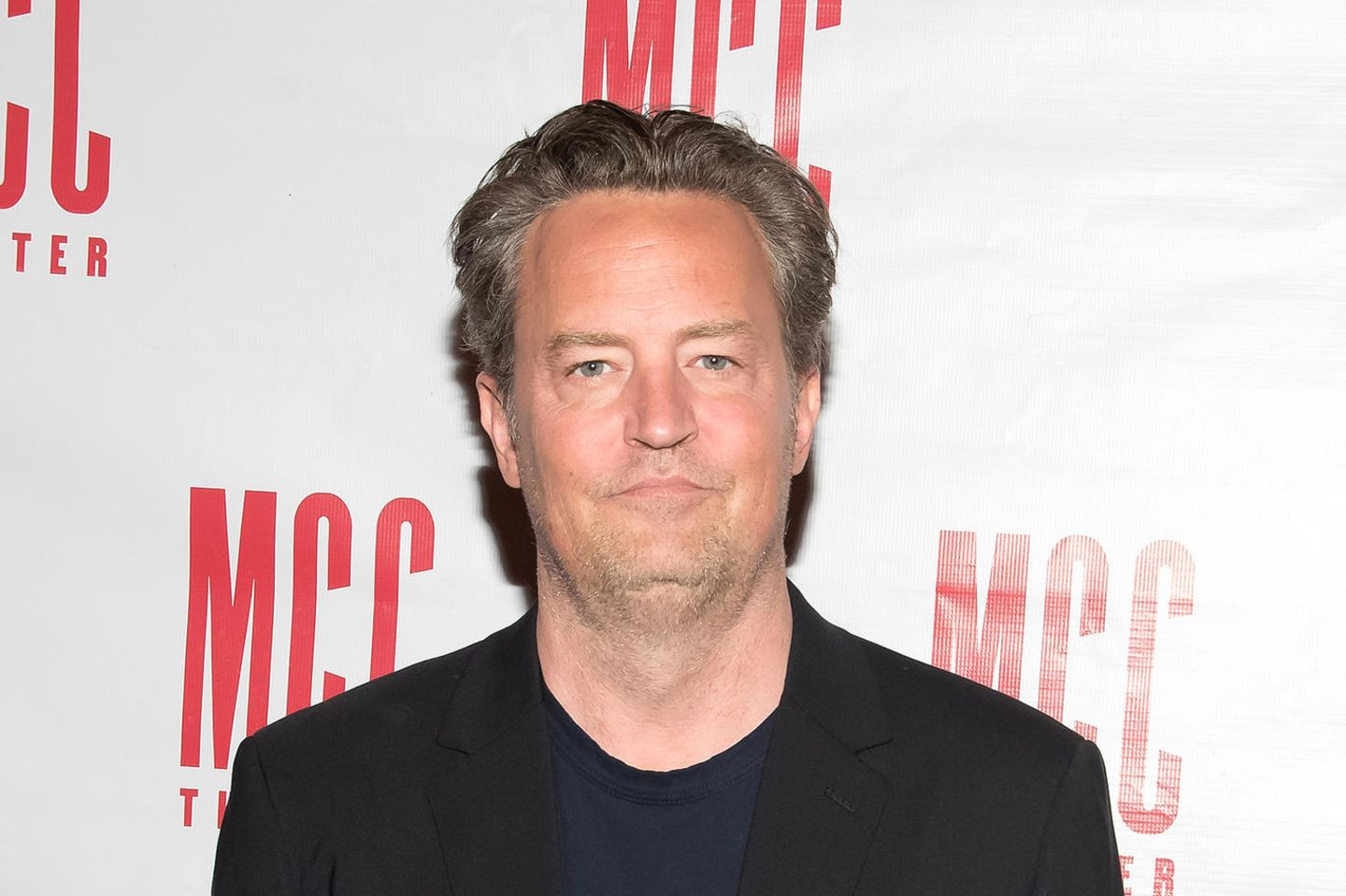 """Friends""-Star Matthew Perry"
