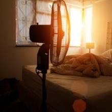 Gefahrenherd: Deshalb sollte der Ventilator nachts ausgestellt werden