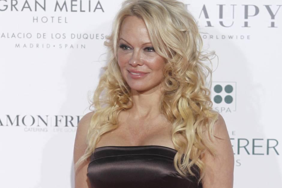 Mit 51! Pamela Anderson will noch ein Baby