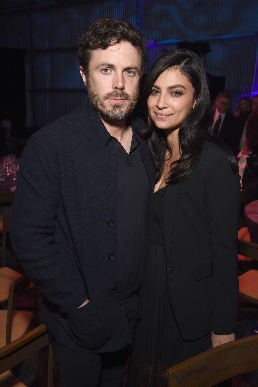 Casey Affleck mit seiner neuen Liebe:Schauspielerin Floriana Lima, 37.
