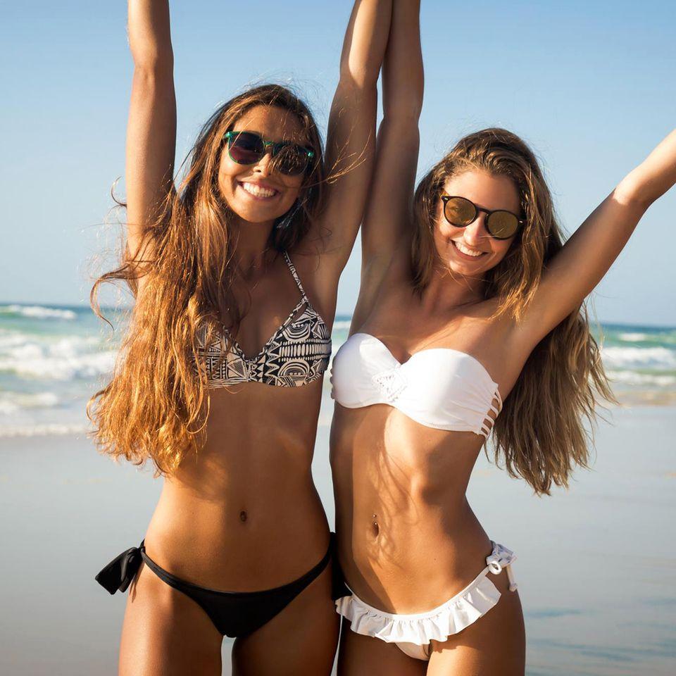 Kolumne: Call of Beauty : Funktioniert es wirklich? Dauerhafte Haarentfernung im Selbsttest
