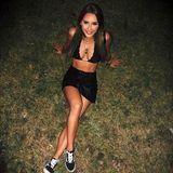 Auf Instagram hat Hailie Scottbereits eine Million Follower, und die bekommen auch so sexy Bilder wie dieses zu sehen.
