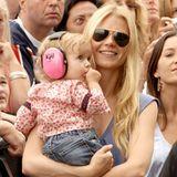 Als Tochter von Gwyneth Paltrow und Coldplay-Sänger Chris Martin hat die kleine Apple, geboren im Mai 2004, wirklich den Gen-Jackpot geknackt.