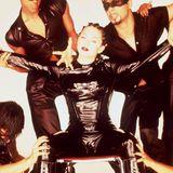 Madonna wird 60: Lack und Leder: Madonnas Look ist alles andere als brav. Insbesondere in ihren Musikvideos ist die Sängerin häufig provokant gekleidet.