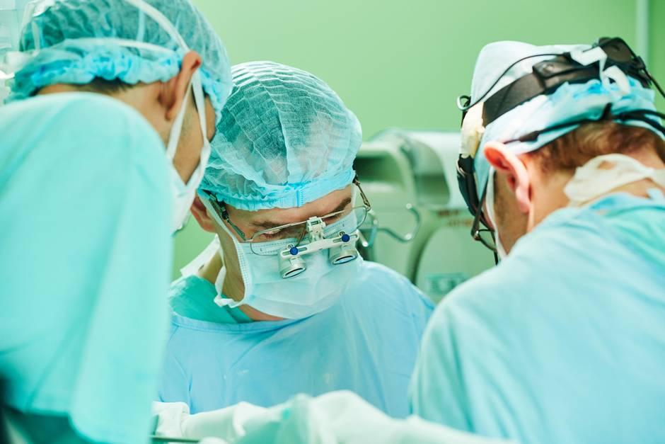 Operation (Symbolbild)