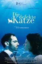 "Hadi Khanjanpour, Pegah Ferydoni in ""Die defekte Katze"""