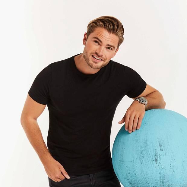 """Johannes Haller  Von """"Bachelorette""""über """"Bachelor in Paradise""""in den """"Promi Big Brother""""-Container: Johannes Haller ist dabei!"""