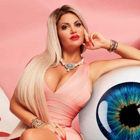 """Sophia Vegas  Nach dem Dschungelcamp ist es ruhig um die Blondine geworden. Jetzt ist sie wieder da und zieht ins """"Promi Big Brother""""-Haus."""