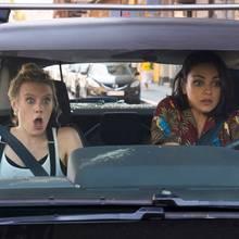 "Kate McKinnon + Mila Kunis in ""Bad Spies"""