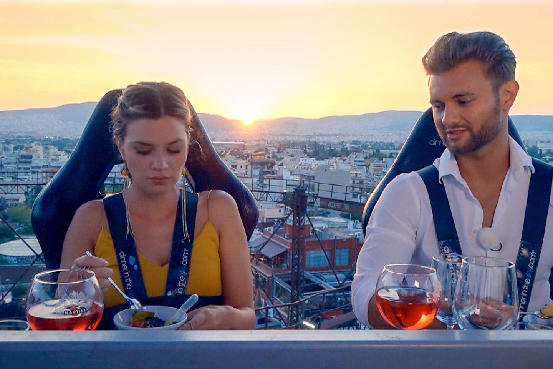 Verbringen Nadine und Daniel die Nacht gemeinsam?