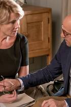 """Emma Thompson + Stanley Tucci in """"Kindeswohl"""""""
