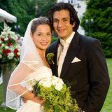 28. August 2008: Folge 500  Juli (Maria Schumanski) und Maximilian (Francisco Medina) versuchen sich nicht anmerken zu lassen, dass sie nicht aus Liebe heiraten und geben das perfekte Brautpaar.