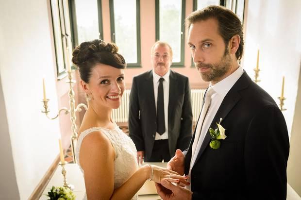 Alles Was Zählt Die Schönsten Hochzeiten S 7 Galade