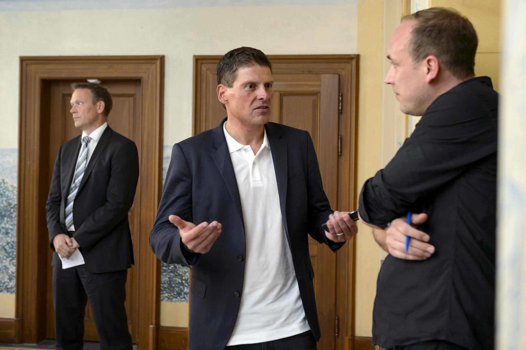 Am Boden: Ex-Radprofi Jan Ullrich hat sich vergangene Woche nach diversen Abstürzen in den Entzug begeben